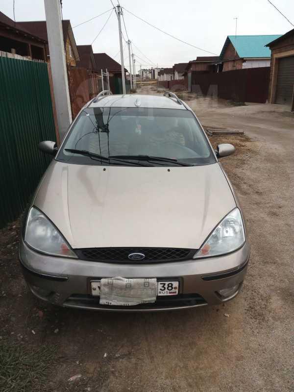 Ford Focus, 2003 год, 210 000 руб.