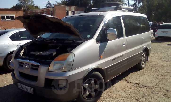 Hyundai Starex, 2004 год, 430 000 руб.