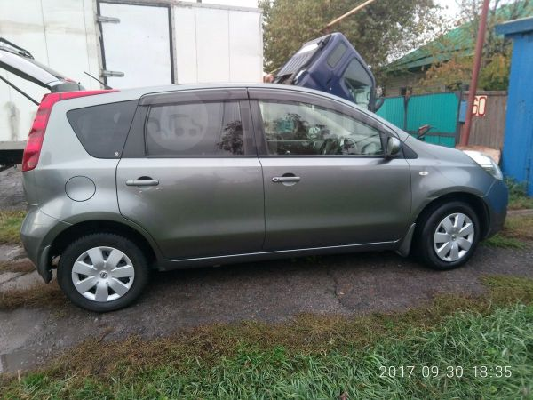 Nissan Note, 2009 год, 360 000 руб.