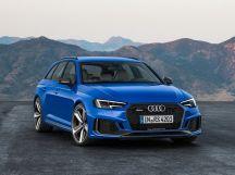 Audi RS4 5 поколение, 09.2017 - н.в., Универсал