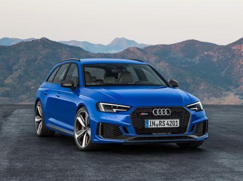 Audi RS4 (B9) 09.2017 - 10.2020
