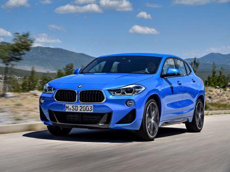BMW X2 (F39) 10.2017 -  н.в.