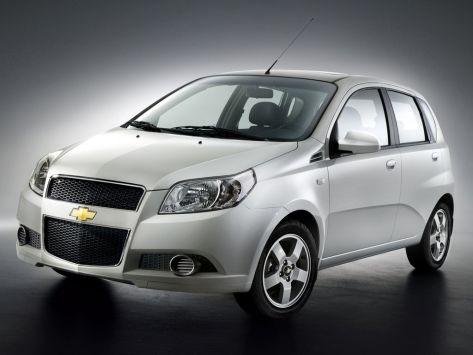 Chevrolet Aveo (T250) 09.2007 - 12.2011