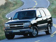 Chevrolet Tahoe 2 поколение, 12.1999 - 06.2007, Джип/SUV 5 дв.