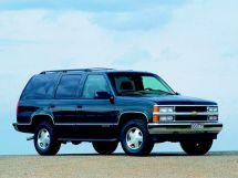 Chevrolet Tahoe 1995, джип/suv 5 дв., 1 поколение, GMT400