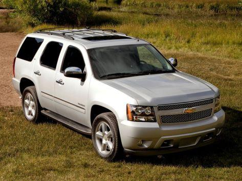 Chevrolet Tahoe (GMT900) 12.2006 - 10.2014