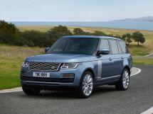 Land Rover Range Rover рестайлинг 2017, джип/suv 5 дв., 4 поколение, L405