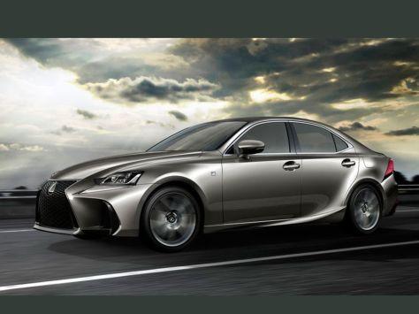 Lexus IS300 (XE30) 10.2017 - 08.2020