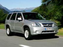 Mazda Tribute рестайлинг, 1 поколение, 12.2003 - 04.2006, Джип/SUV 5 дв.