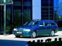 Mercedes-Benz C-Class рестайлинг 1997, универсал, 1 поколение, S202