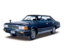 Nissan Cedric рестайлинг 1981, седан, 5 поколение, 430