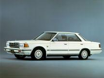 Nissan Cedric 1983, седан, 6 поколение, Y30