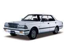Nissan Cedric рестайлинг 1985, седан, 6 поколение, Y30