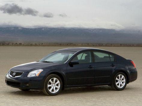 Nissan Maxima (A34) 01.2007 - 02.2008