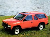 Nissan Terrano 1989, джип/suv 3 дв., 1 поколение, WD21