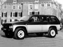 Nissan Terrano 1989, джип/suv 5 дв., 1 поколение, WD21