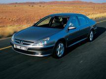 Peugeot 607 1999, седан, 1 поколение
