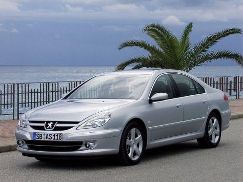 Peugeot 607  11.2004 - 02.2008