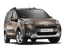Peugeot Partner Tepee рестайлинг 2012, минивэн, 2 поколение