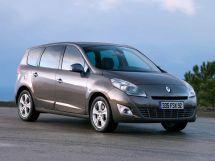 Renault Grand Scenic 2009, минивэн, 2 поколение, JZ