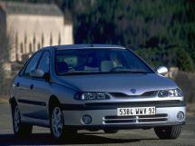Renault Laguna рестайлинг, 1 поколение, 04.1998 - 03.2001, Лифтбек