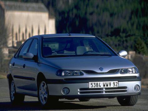 Renault Laguna (X56) 04.1998 - 03.2001