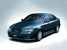 Subaru Legacy B4 4 поколение, 06.2003 - 04.2006, Седан