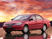 Toyota Camry рестайлинг 2004, седан, 6 поколение, XV30