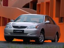 Toyota Camry 2001, седан, 6 поколение, XV30