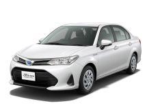 Toyota Corolla Axio 2-й рестайлинг 2017, седан, 2 поколение, E160