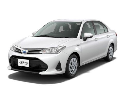 Toyota Corolla Axio E160