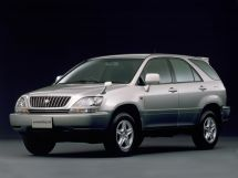Toyota Harrier 1997, suv, 1 поколение, XU10