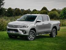 Toyota Hilux Pick Up 8 поколение, 05.2015 - н.в., Пикап