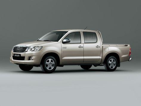 Toyota Hilux Pick Up (AN20, AN30) 07.2011 - 01.2015