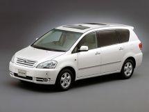 Toyota Ipsum 2001, минивэн, 2 поколение, ACM20
