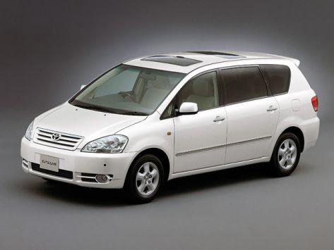 Toyota Ipsum (ACM20) 05.2001 - 09.2003