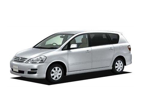 Toyota Ipsum (ACM20) 10.2003 - 12.2009