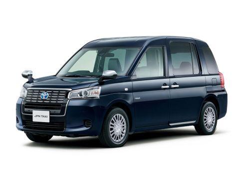 Toyota JPN TAXI NTP10