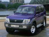 Toyota Land Cruiser Prado J90