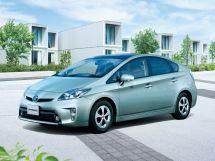 Toyota Prius рестайлинг, 3 поколение, 12.2011 - 11.2015, Лифтбек