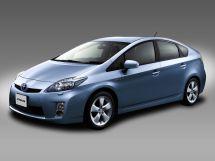 Toyota Prius 3 поколение, 01.2009 - 11.2011, Лифтбек