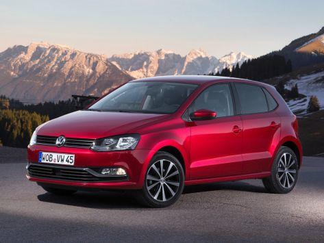 Volkswagen Polo (Mk5) 04.2014 - 06.2017