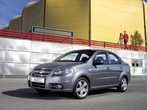 Chevrolet Aveo 2005 - 2011