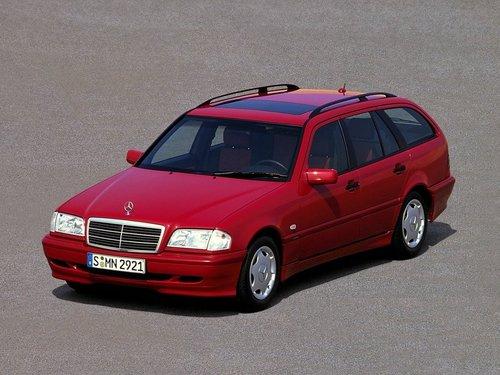 Mercedes-Benz C-Class 1996 - 1997