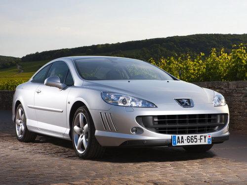 Peugeot 407 2008 - 2010