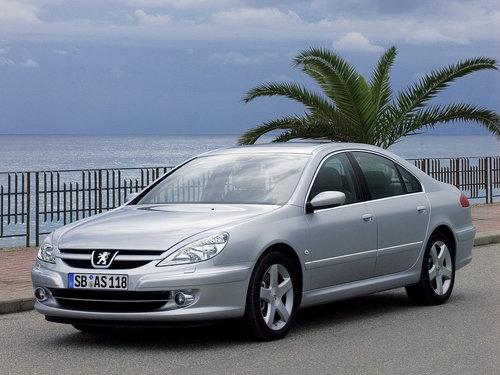 Peugeot 607 2004 - 2008