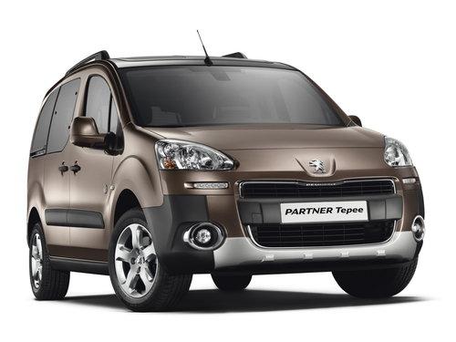Peugeot Partner Tepee 2012 - 2015