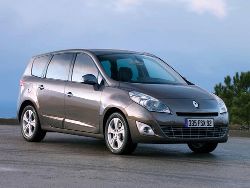 Renault Grand Scenic 2009 - 2011