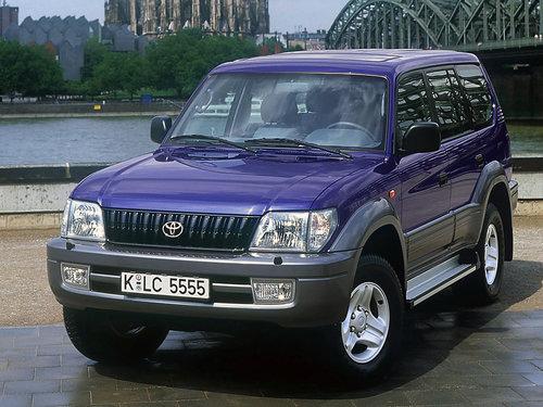 Toyota Land Cruiser Prado 1999 - 2002