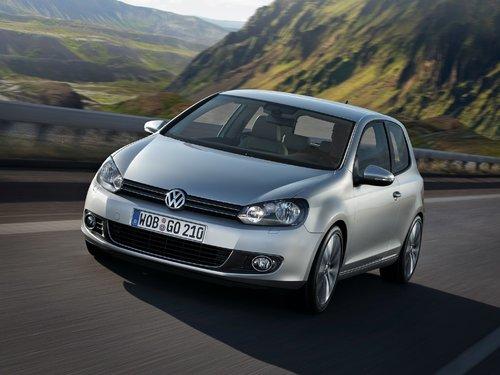 Volkswagen Golf 2008 - 2013